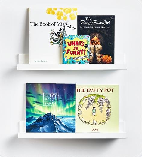 Books for Club Nova (ages 5 thru 7)