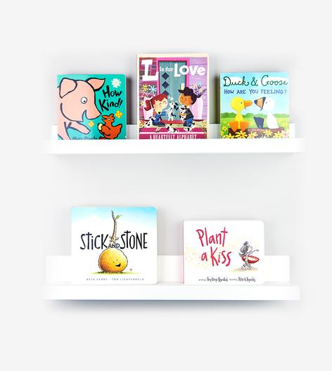 Books for Club Neo (newborn thru 3 years)